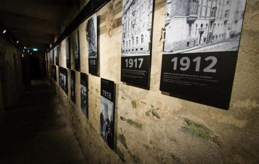 Le musée du KGB (KGB Vangikongid)