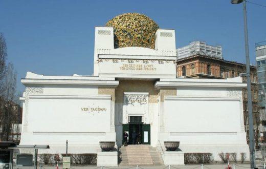 Le Palais de la Sécession (Vienne)