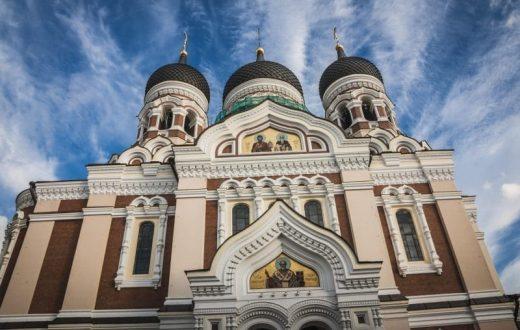 Cathédrale Alexandre Nevski (Tallinn)