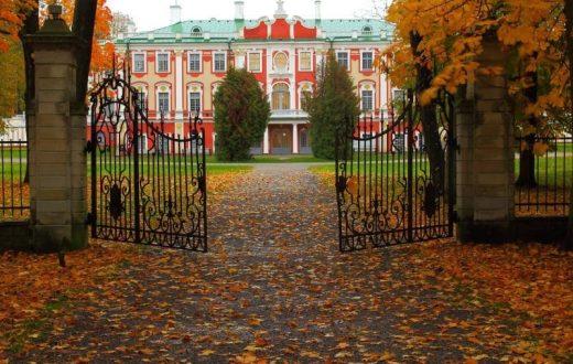 Le palais de Kadriorg