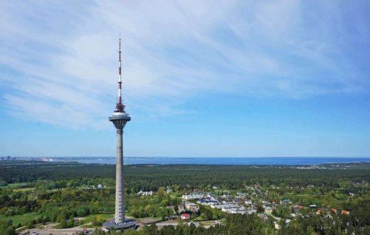 Tour de télévision de Tallinn