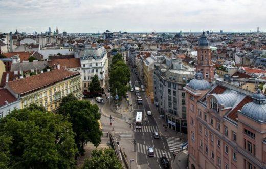 Grand tour panoramique en bus (Vienne)