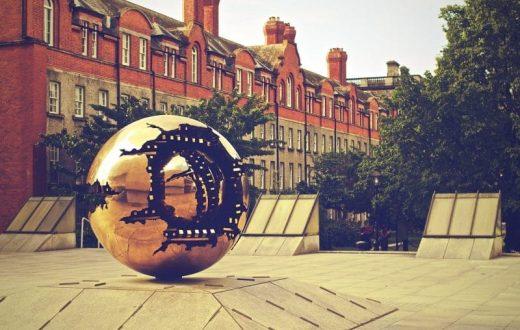 L'Université de Dublin (Trinity College)