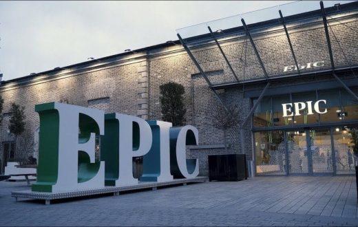 Le musée de l'émigration irlandaise (EPIC Ireland)