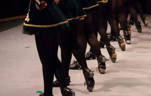 Danse irlandaise