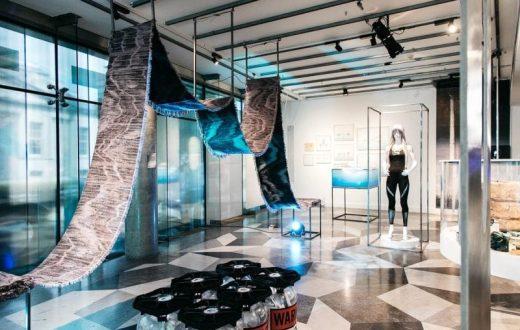 Le musée des sciences (Dublin Science Gallery)