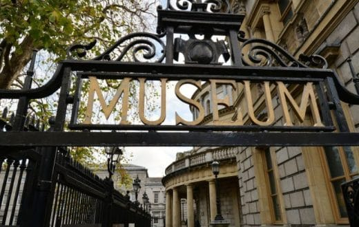 Le Musée National d'Irlande à Dublin (National Museum of Ireland)