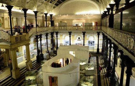 Le musée d'archéologie de Dublin