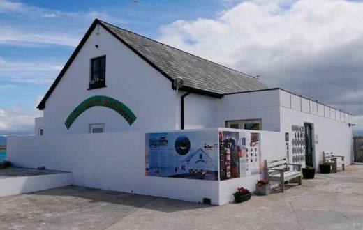 Fumerie de saumon traditionnelle irlandaise (Connemara Smokehouse)