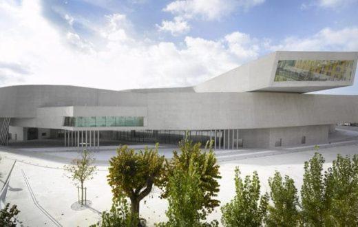 Le MAXXI – Musée national des Arts du XXIème siècle