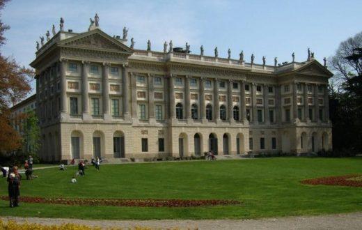 La Villa royale de Milan