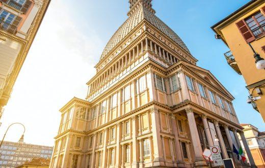 La Mole Antonelliana à Turin