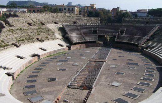 Amphithéâtre de Pouzzoles